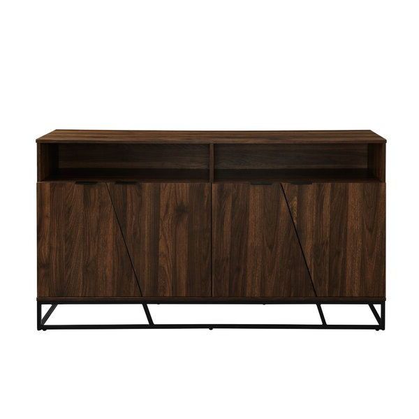 """Recent Keiko 58"""" Wide Sideboards Pertaining To Fritch 58"""" Wide Sideboard & Reviews (View 18 of 20)"""