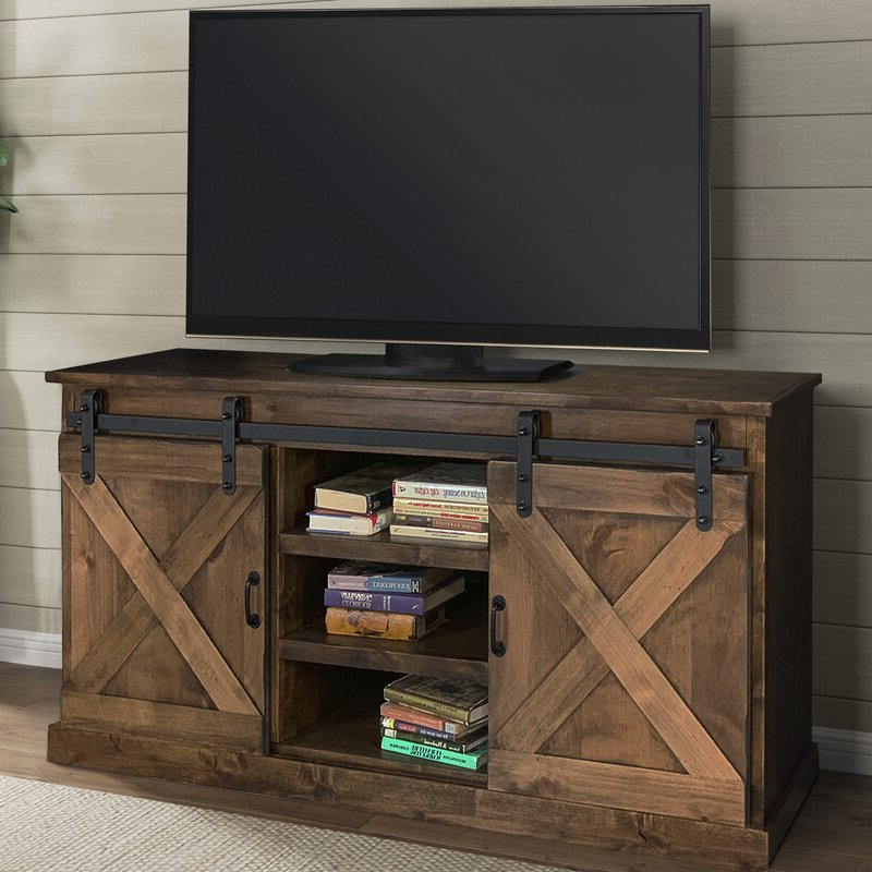 """Recent Leafwood Tv Stands For Tvs Up To 60"""" Within Loon Peak® Pullman Tv Stand For Tvs Up To 60"""" & Reviews (View 6 of 20)"""