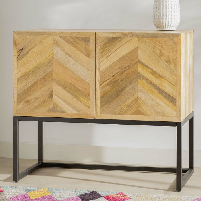 """Featured Photo of Macdonald 36"""" Wide Mango Wood Buffet Tables"""