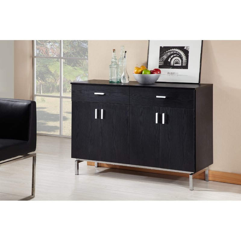 """Recent Sandweiler 54"""" Wide 2 Drawer Sideboards Pertaining To Willa Arlo Interiors Hitchin (View 6 of 20)"""
