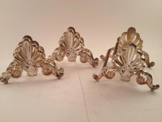 Recent Vintage Cutlery Caddies Silver Plated Buffet Caddies Fine Regarding Oretta  (View 17 of 20)