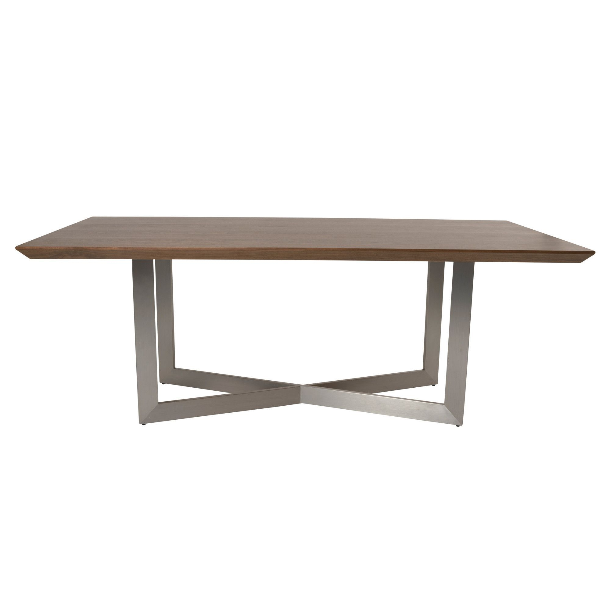 Rectangle Dining Table, Stainless (View 13 of 20)