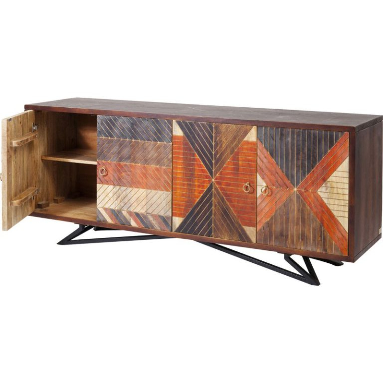 Richawara Concise Buffet Tables In Most Up To Date Tomahawk Sideboard Kare Design • Woo (View 3 of 20)