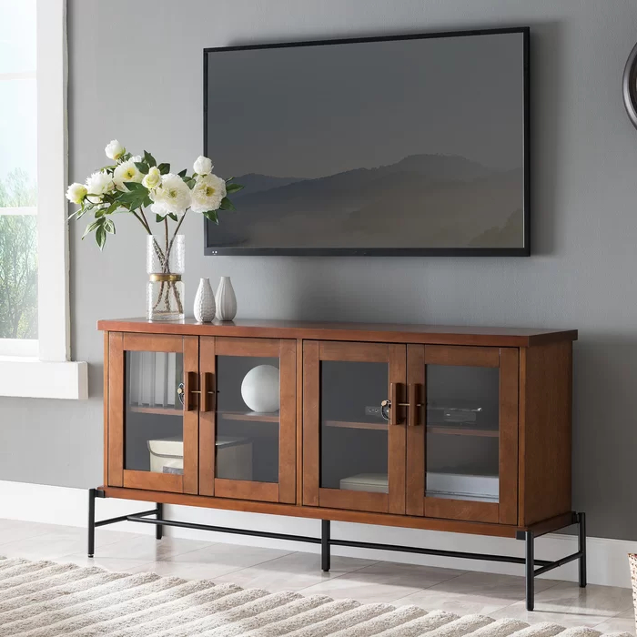 """Rogers Tv Inside Josie Tv Stands For Tvs Up To 58"""" (View 7 of 20)"""