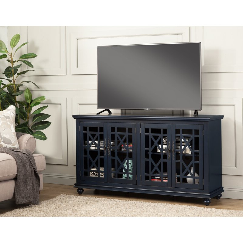 """Rosecliff Heights Mainor Tv Stand For Tvs Up To 65 Regarding Best And Newest Bloomfield Tv Stands For Tvs Up To 65"""" (View 5 of 20)"""