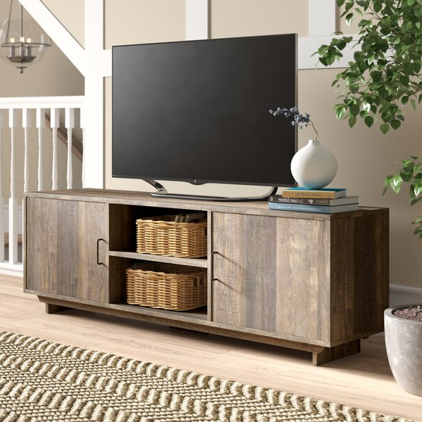 """Seldovia Tv Stand For Tvs Up To 70 Inches & Reviews With Regard To Favorite Lorraine Tv Stands For Tvs Up To 70"""" (View 5 of 20)"""
