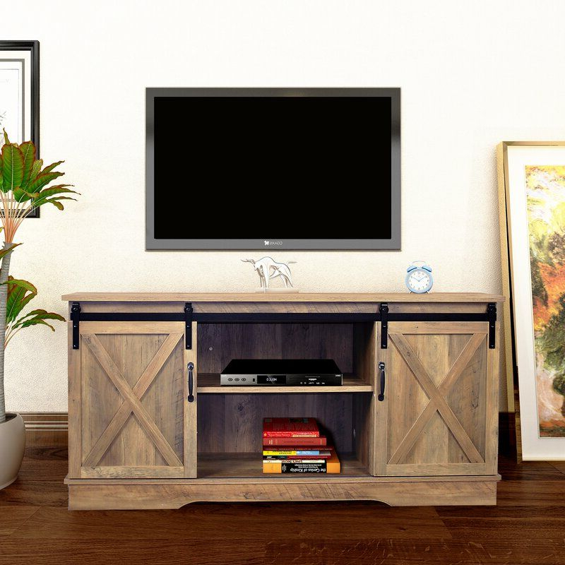 """Shilo Tv Stands For Tvs Up To 65"""" Intended For 2020 Heger Tv Stand For Tvs Up To 65 Inches (View 2 of 20)"""