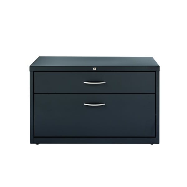 """Shop Hirsh 36"""" Wide Office Credenza Lateral 2 Drawer File Pertaining To Preferred Salina (View 20 of 20)"""