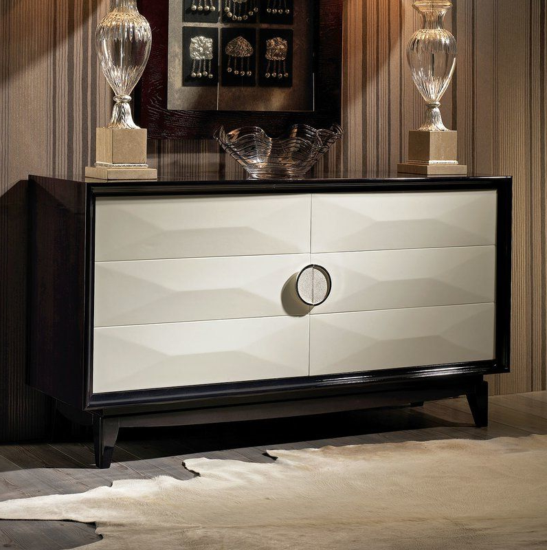 """Sideboard Buffet, Furniture Decor Pertaining To Benghauser 63"""" Wide Sideboards (View 6 of 20)"""