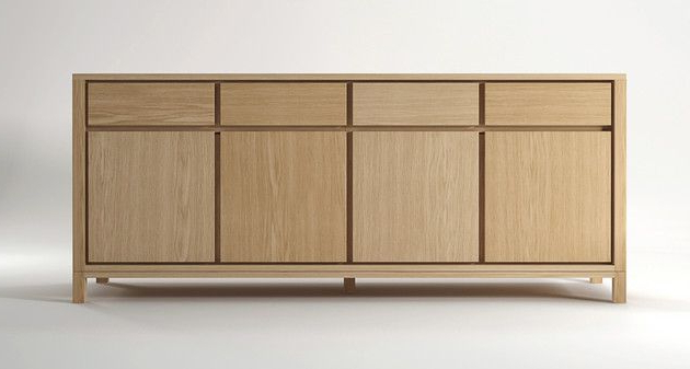 Solid Sideboard (View 9 of 20)