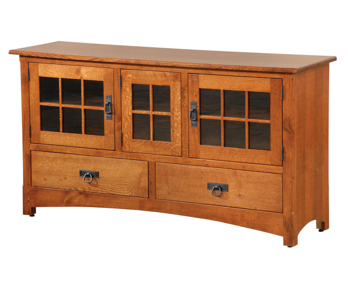 """Stone's Furniture With Miruna 63"""" Wide Wood Sideboards (View 7 of 20)"""