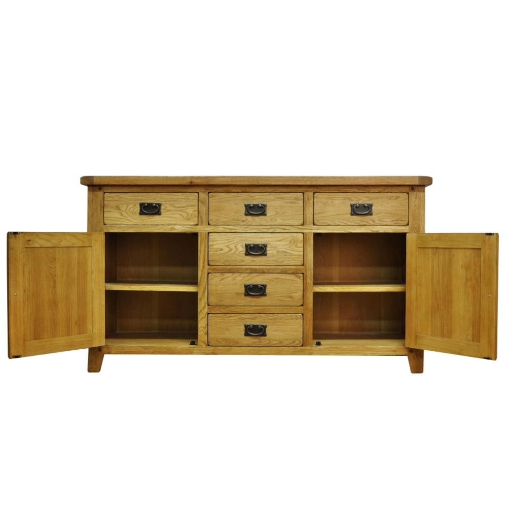 """The Furniture House Throughout Latest Frida 71"""" Wide 2 Drawer Sideboards (View 13 of 20)"""