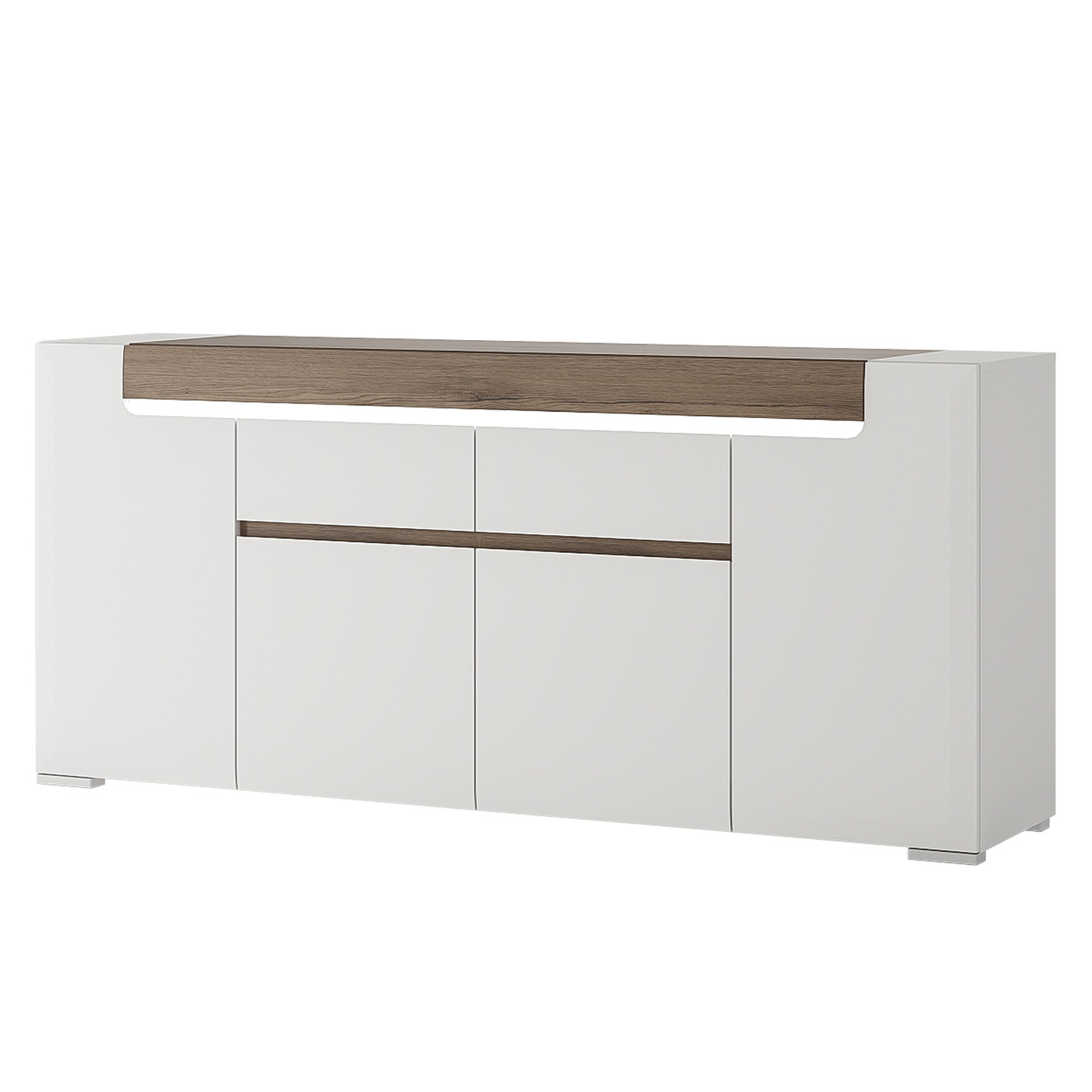 """Featured Photo of Nahant 36"""" Wide 4 Drawer Sideboards"""
