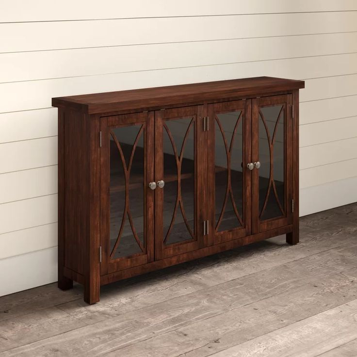 """Traditional Intended For 2020 Benghauser 63"""" Wide Sideboards (View 4 of 20)"""
