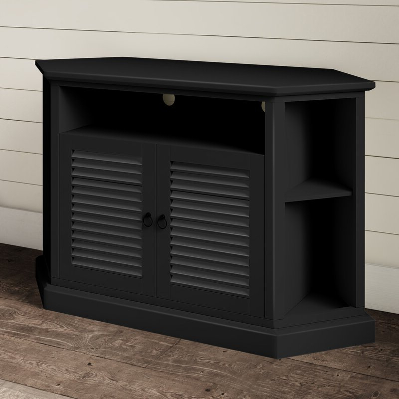 """Trendy Carson Corner Tv Stand For Tvs Up To 58 Inches & Reviews Throughout Labarbera Tv Stands For Tvs Up To 58"""" (View 20 of 20)"""