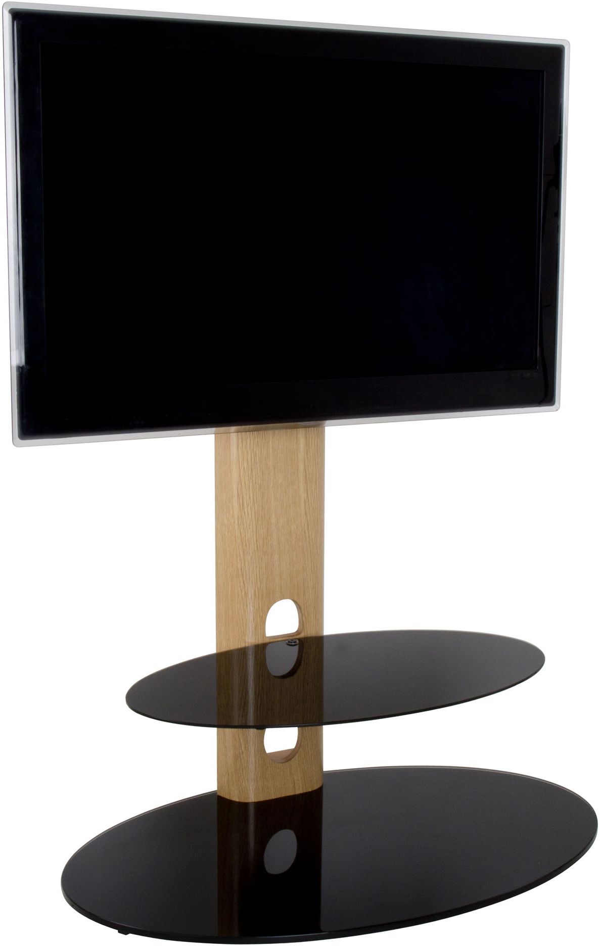 """Trendy Lorraine Tv Stands For Tvs Up To 60"""" Pertaining To Avf Fsl910sano Sandringham Cantilever Tv Stand For Up To (View 19 of 20)"""