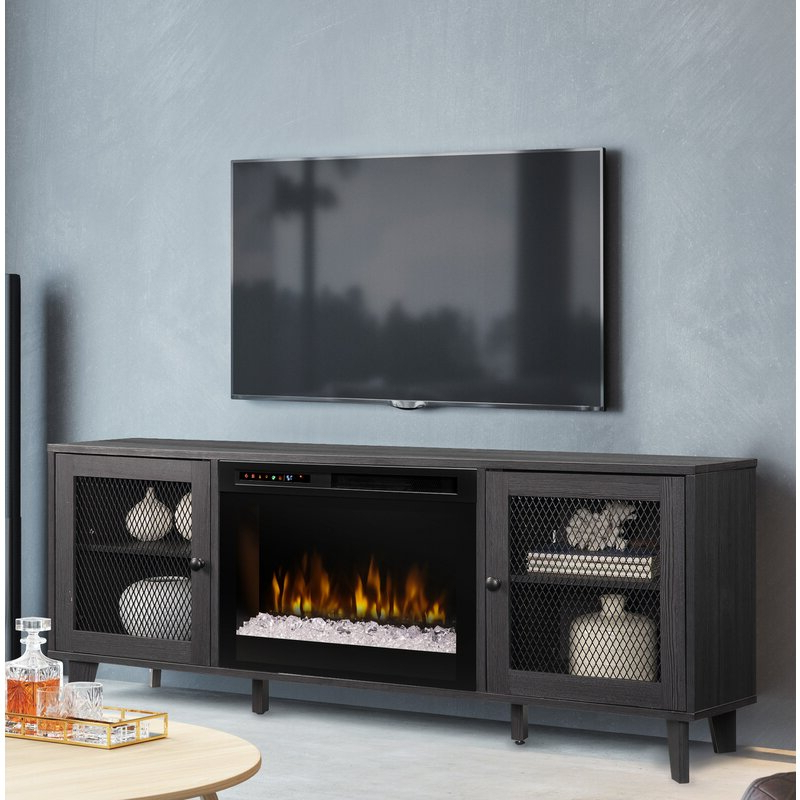 """Trendy Williston Forge Towe Tv Stand For Tvs Up To 75"""" With Within Lucille Tv Stands For Tvs Up To 75"""" (View 6 of 20)"""