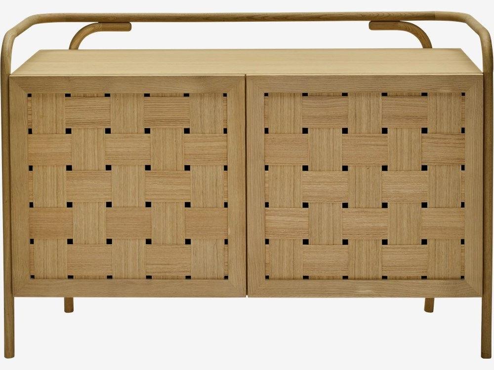 """Vienna Sideboard – Braided Veneer Hertel & Klarhoefer Throughout Newest Shirley Mills 52"""" Wide Buffet Tables (View 8 of 20)"""