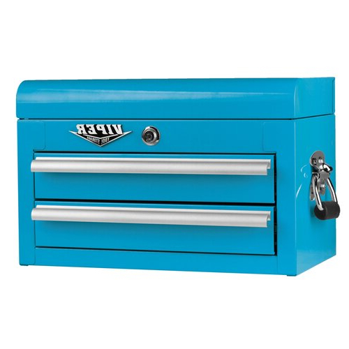 """Viper Tool Storage 18"""" Wide 2 Drawer Top Cabinet Ii Inside Most Popular Daisi 50"""" Wide 2 Drawer Sideboards (View 7 of 20)"""