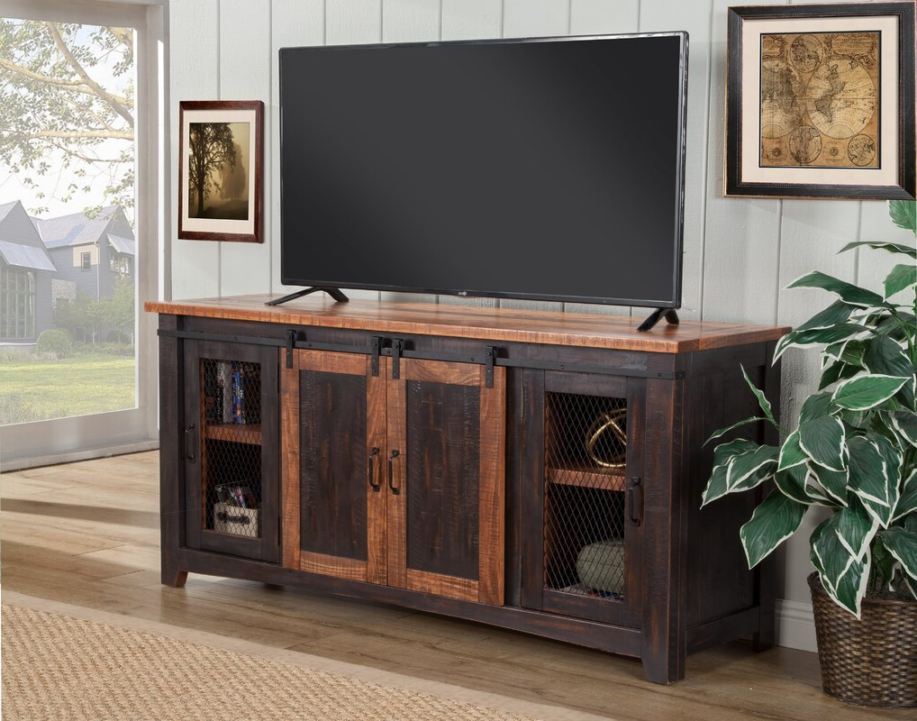 """Wayfair Inside 2020 Finnick Tv Stands For Tvs Up To 65"""" (View 5 of 20)"""