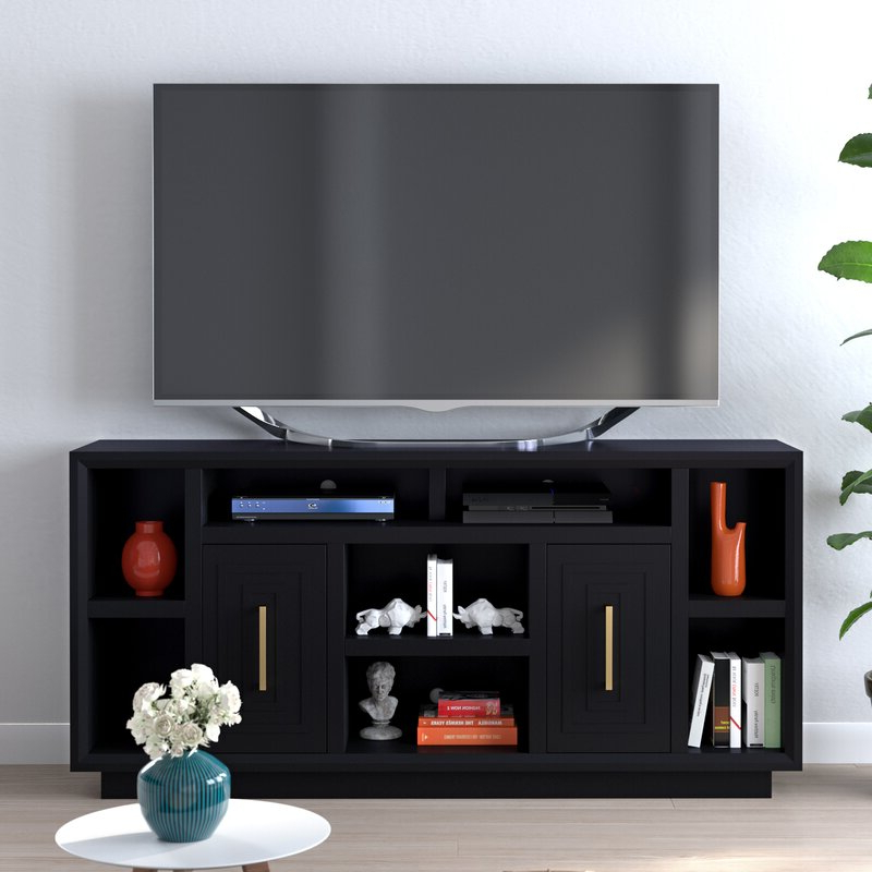"""Wayfair Intended For Preferred Lucille Tv Stands For Tvs Up To 75"""" (View 12 of 20)"""