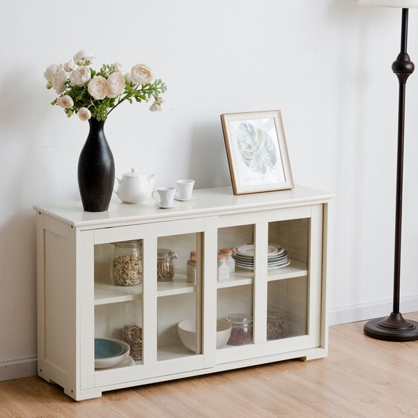 """Wayfair Throughout 2020 Grieg 42"""" Wide Sideboards (View 16 of 20)"""