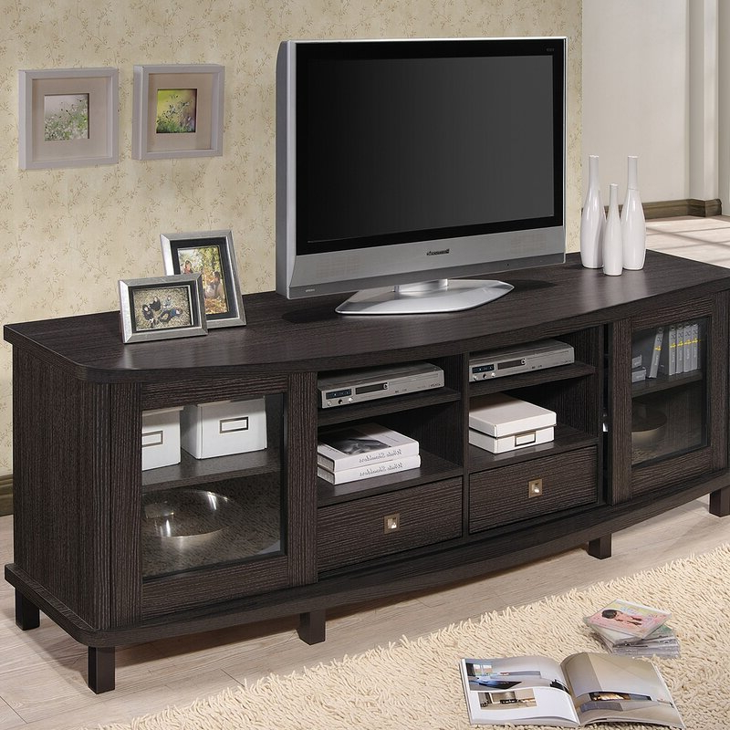 """Wayfair With Regard To Recent Mainor Tv Stands For Tvs Up To 70"""" (View 5 of 20)"""