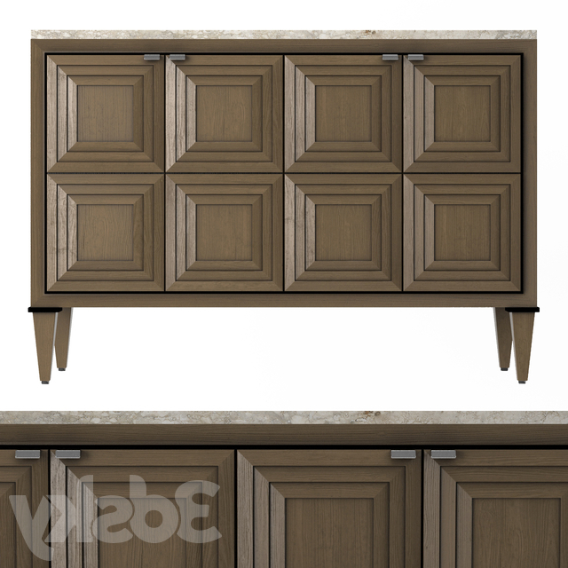 Well Known 3d Models: Sideboard & Chest Of Drawer – Chest Of Drawers In Pitzer (View 8 of 10)