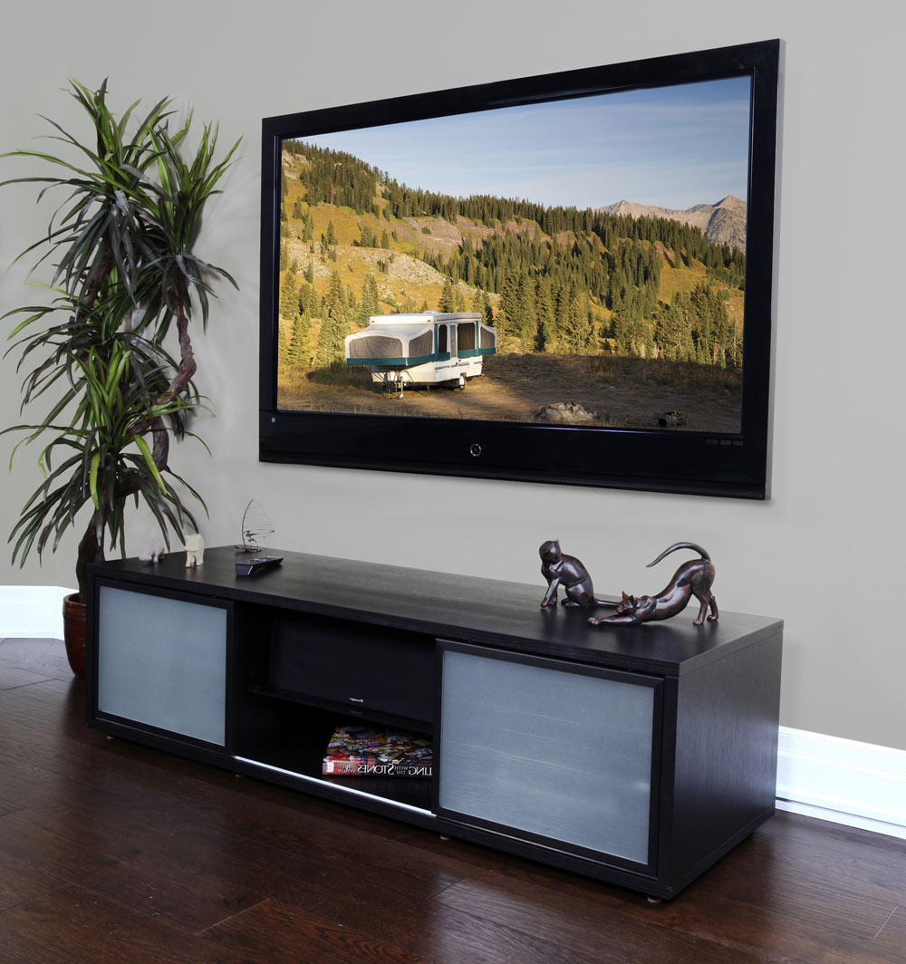 """Well Known 65 Inch Tv Stand With Storage In Tv Stands Pertaining To Metin Tv Stands For Tvs Up To 65"""" (View 5 of 20)"""