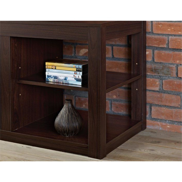 """Well Known Binegar Tv Stands For Tvs Up To 65"""" Intended For Rickard Tv Stand For Tvs Up To 65"""" With Fireplace Included (View 19 of 20)"""