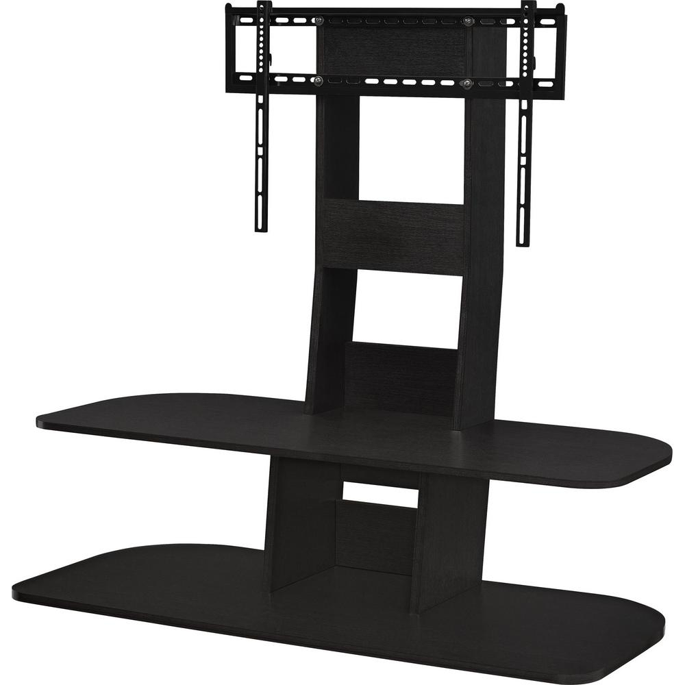 """Well Known Bloomfield Tv Stands For Tvs Up To 65"""" Intended For Park Black 65 In (View 19 of 20)"""