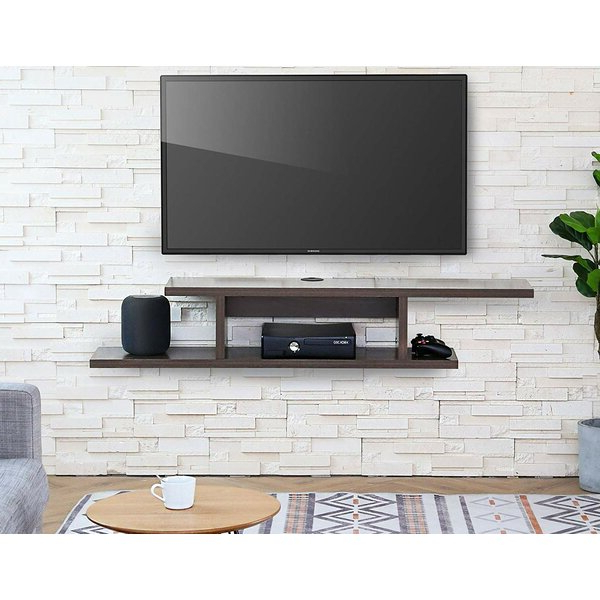 """Well Known Brayden Studio® Kriston Floating Tv Stand For Tvs Up To 58 With Berene Tv Stands For Tvs Up To 58"""" (View 17 of 20)"""