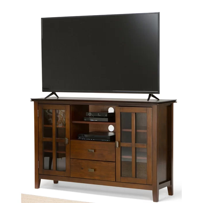 """Well Known Gosport Solid Wood Tv Stand For Tvs Up To 65"""" In 2020 Inside Adalberto Tv Stands For Tvs Up To 65"""" (View 9 of 20)"""