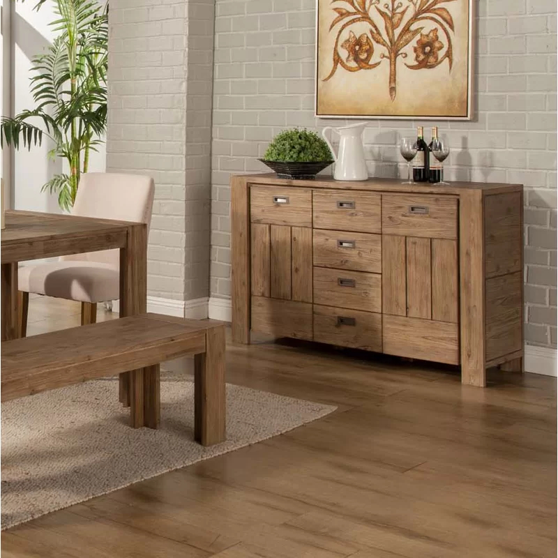 """Well Known Keiko 58"""" Wide Sideboards Within Finnigan 58"""" Wide Sideboard (View 13 of 20)"""