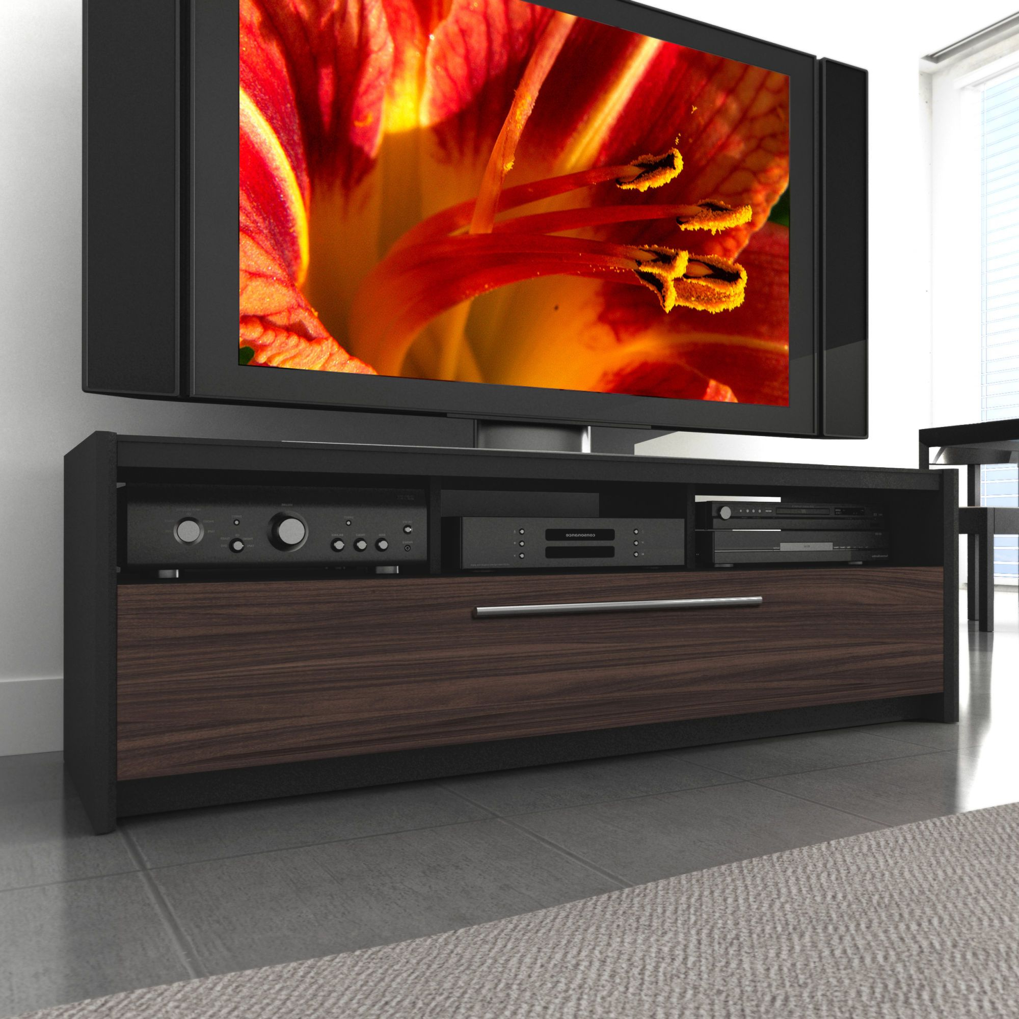 Well Known Media Console $ (View 16 of 20)