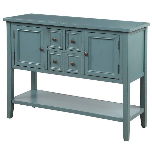 Featured Photo of Chouchanik 46 Wide 4 Drawer Sideboards