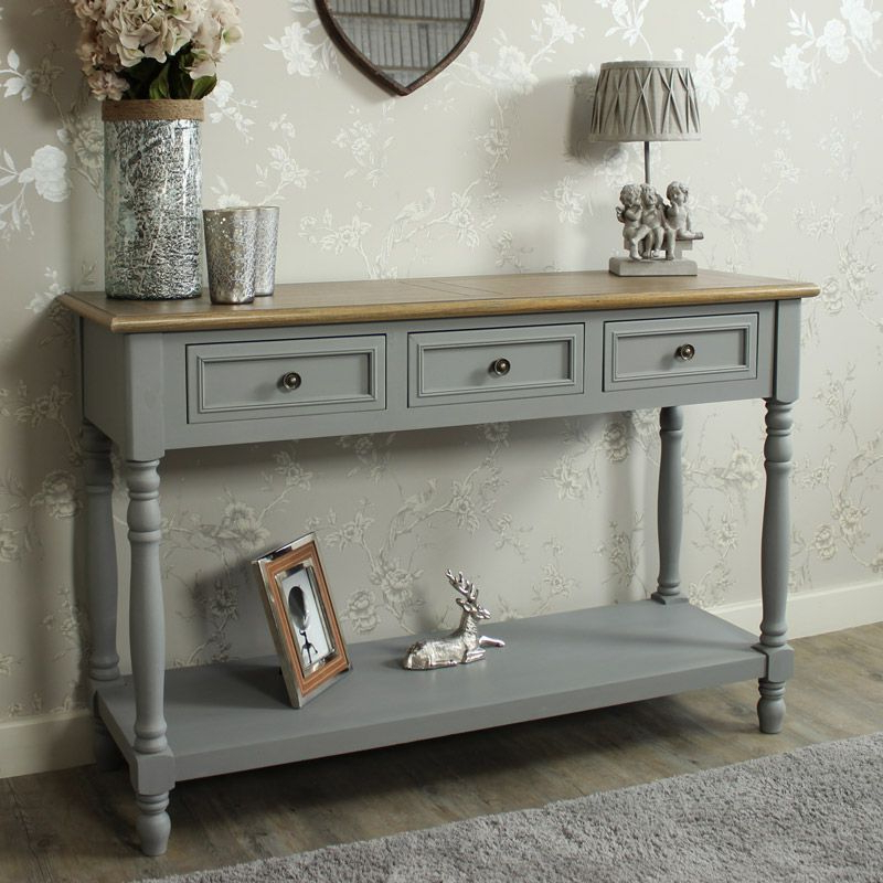 """Well Liked Admiral Range – Three Drawer Sideboard/console Table (with Inside Searsport 48"""" Wide 4 Drawer Buffet Tables (View 18 of 20)"""