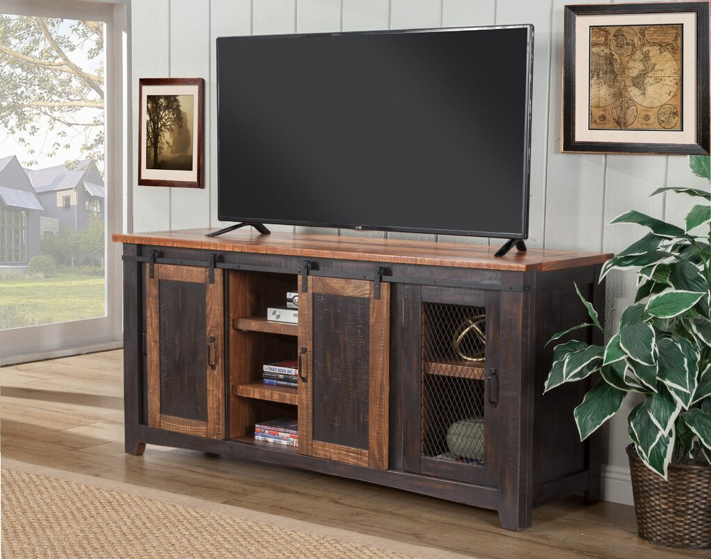 """Well Liked Adora Tv Stands For Tvs Up To 65"""" Inside Gracie Oaks Karlo 65"""" Tv Stand & Reviews (View 10 of 20)"""