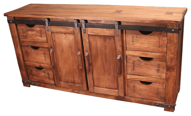 """Well Liked Blaire Solid Wood Tv Stands For Tvs Up To 75 Throughout 60"""" Solid Wood Tv Stand – Farmhouse – Entertainment (View 17 of 20)"""