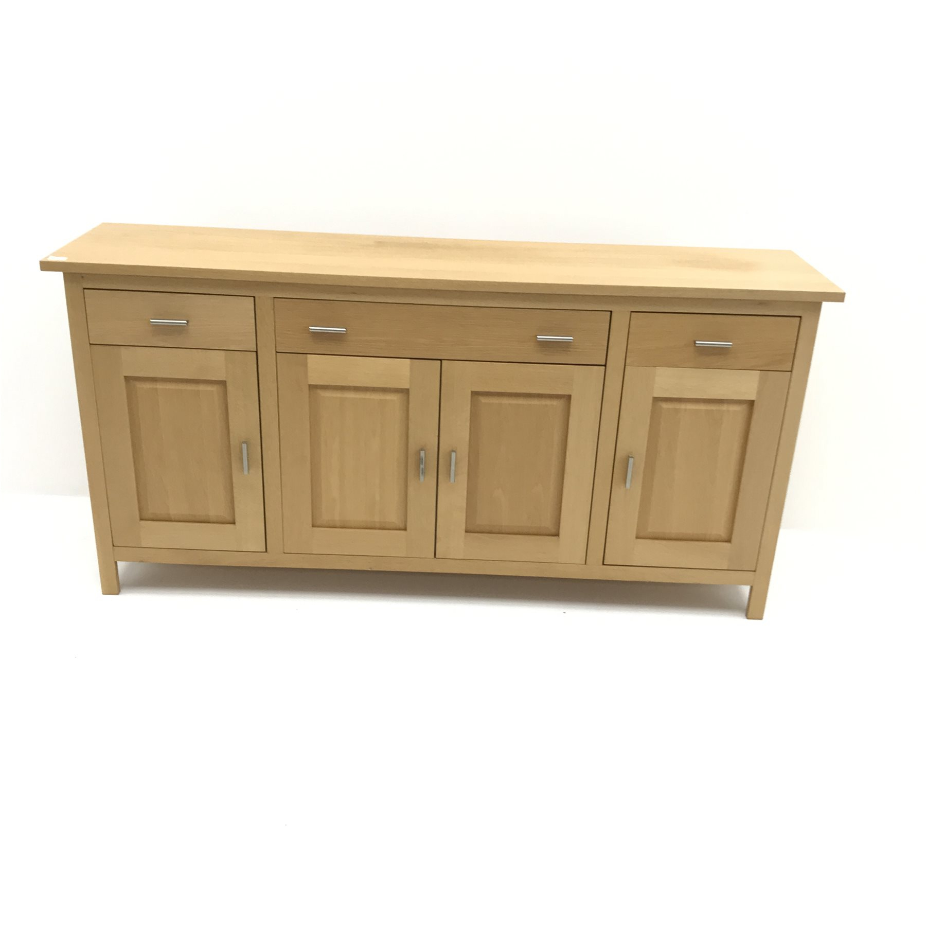 """Well Liked G Plan Oak Sideboard, Two Shot And One Long Drawer, Four With Searsport 48"""" Wide 4 Drawer Buffet Tables (View 4 of 20)"""