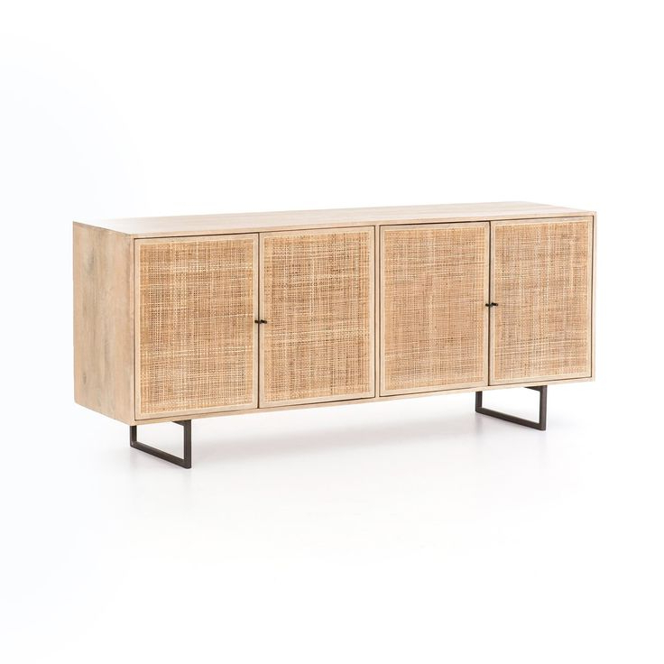 """Well Liked Northwood 72"""" Wide Mango Wood Buffet Tables Regarding Carmel Sideboard – Natural Mango In  (View 6 of 20)"""