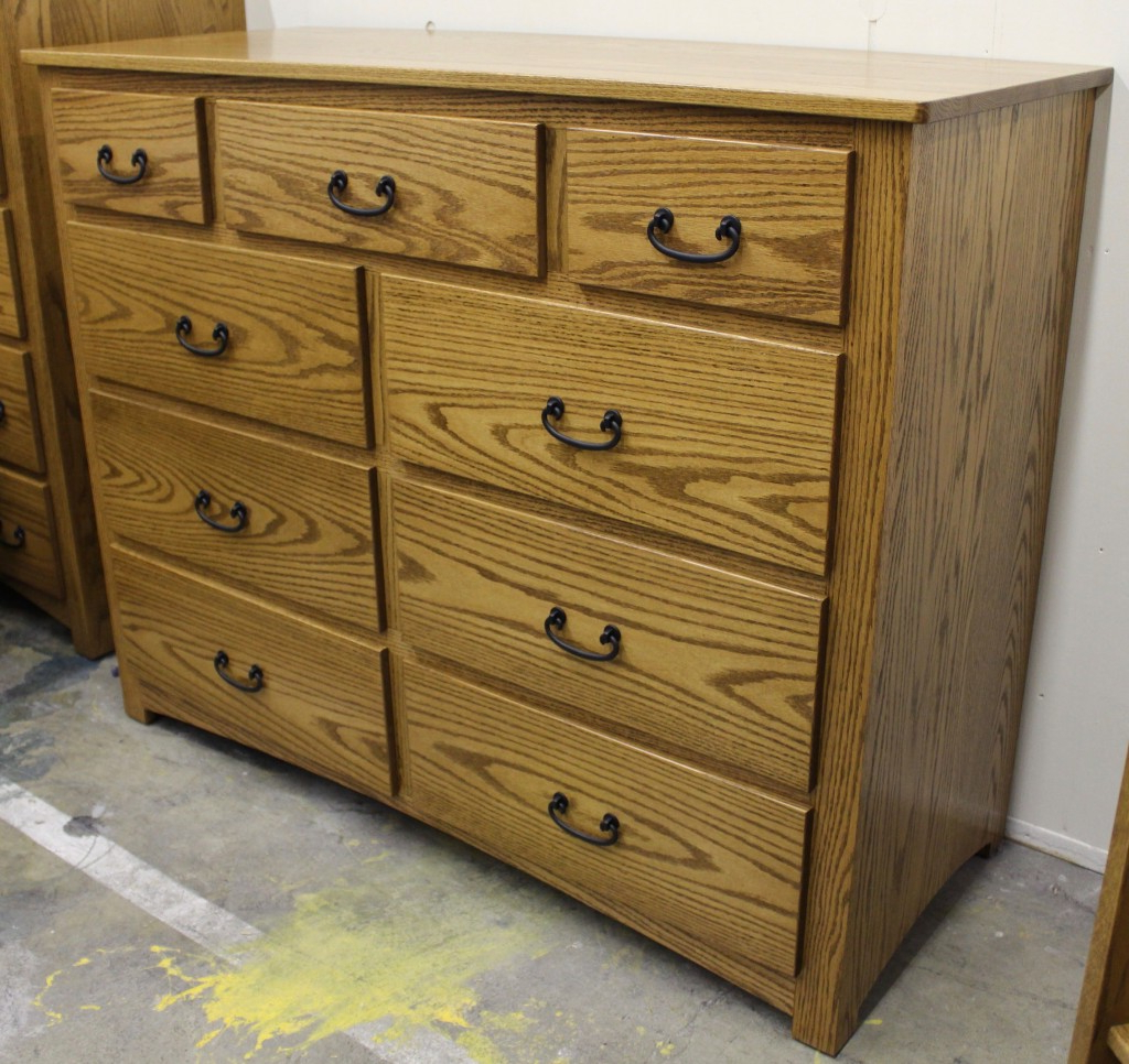 """Well Liked Pandora 42"""" Wide 2 Drawer Servers Regarding Mission Tall Dresser – 54″ Wide (View 10 of 20)"""
