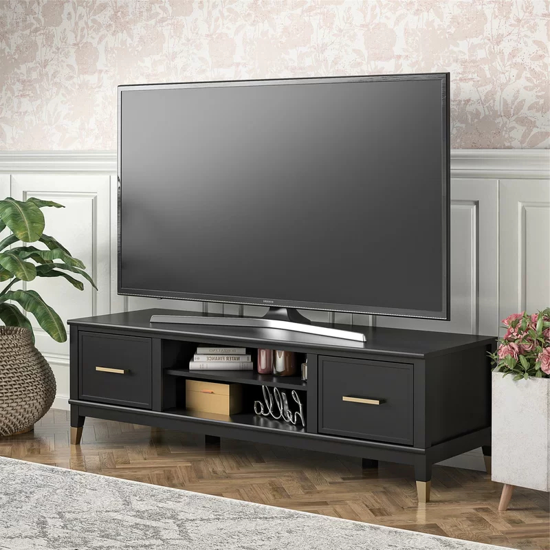 """Well Liked Westerleigh Tv Stand For Tvs Up To 65"""" In (View 3 of 20)"""