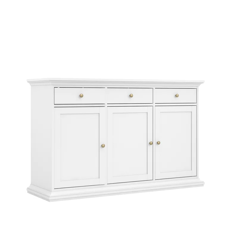 White Sideboard (View 9 of 20)