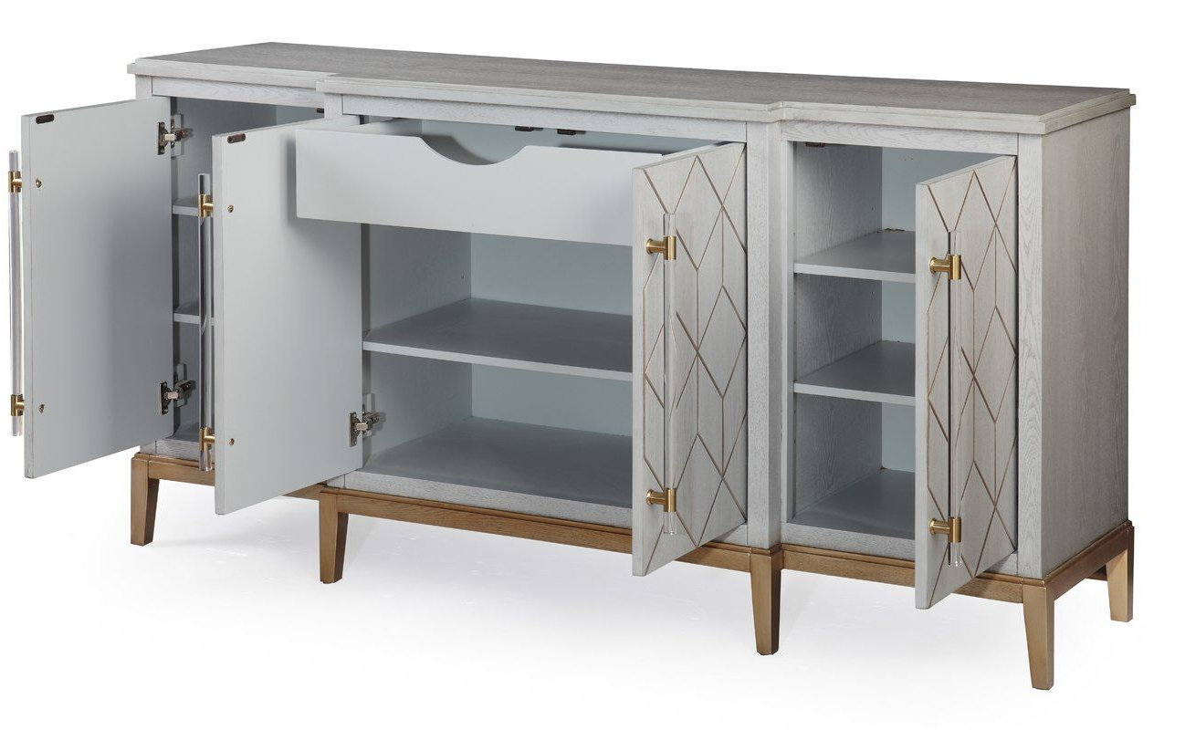 """Wide Sideboard, Furniture With Favorite Palisade 68"""" Wide Sideboards (View 13 of 20)"""