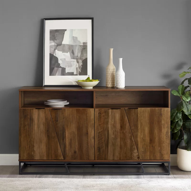 """Wide Sideboard Within Newest Keiko 58"""" Wide Sideboards (View 20 of 20)"""