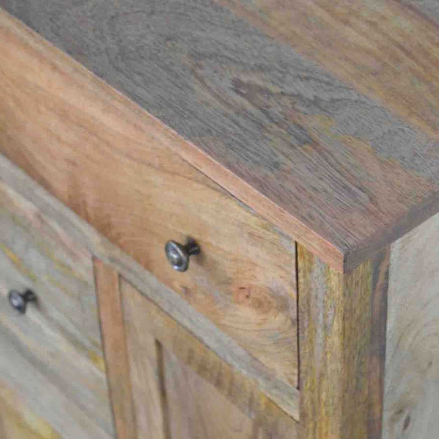 """Widely Used Maeva 60"""" 3 Drawer Sideboards Within 2 Door 3 Drawer Sideboard (View 17 of 20)"""