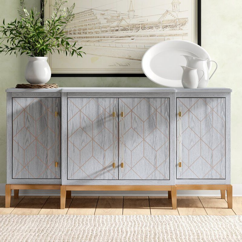 """Widely Used Palisade 68"""" Wide Sideboards Inside Pin On Home Design (View 6 of 20)"""