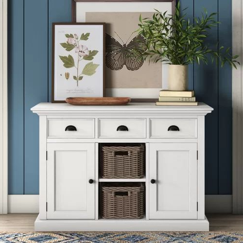 """Widely Used Shipton 63"""" Wide 4 Drawer Sideboard & Reviews (View 10 of 20)"""