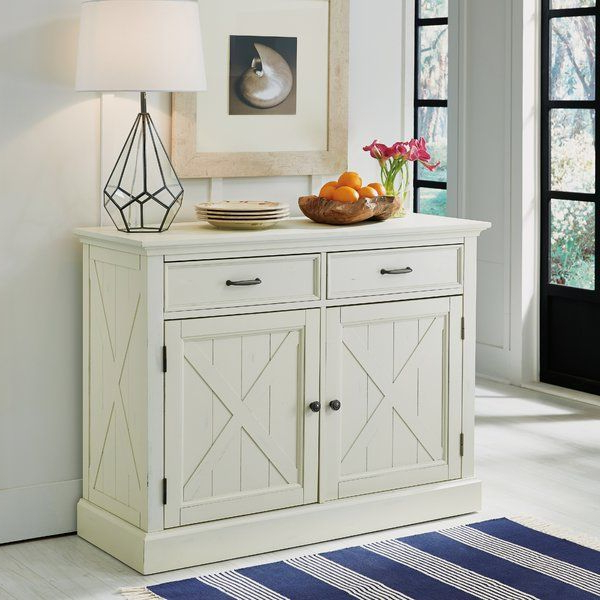 Wood Buffet, Seaside With Widely Used (View 8 of 20)
